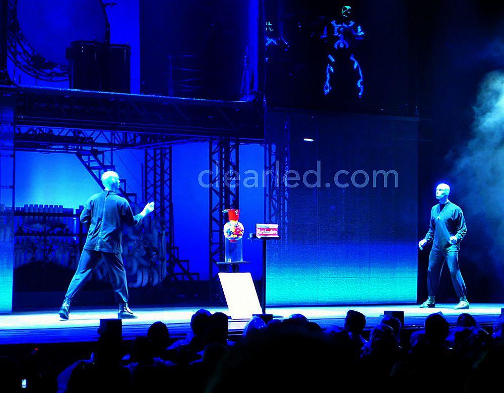 Blue Man Group Uk Tour 6